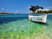 Croatian Boat ST 4664 Backgrounds