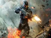 Crysis 2 2010 War Game Backgrounds