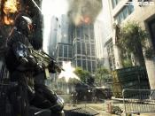 Crysis 2 Action Game Backgrounds