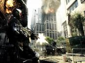 Crysis 2 Action Backgrounds