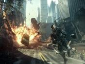 Crysis 2 Game Play Backgrounds