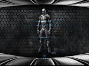 Crysis Power Blazer Backgrounds