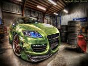 CRZ Fisheye Honda Backgrounds