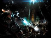 Dead Space 2 2011 Version Backgrounds