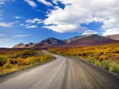 Dempster Highway Yukon Canada Backgrounds