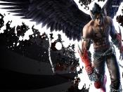 DEVIL JIN Backgrounds