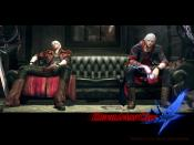 Devil May Cry 4 Backgrounds