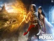 Disney Prince Of Persia Sands Of Time Backgrounds