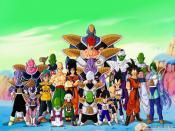 Dragon Ball Z Backgrounds