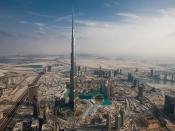 Dubai Burj Khalifa Aka Backgrounds