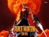 DUKE NUKEM Backgrounds