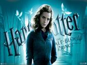 Emma Watson In Harry Potter Half Blood Prince Backgrounds