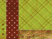 Fall Fun Texture Backgrounds