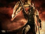 Fallout New Vegas 2010 Backgrounds