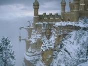 Fantasy Castle Backgrounds