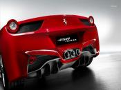 Ferrari 458 Italia Backgrounds
