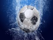 Football Water Play Backgrounds