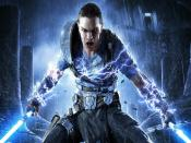 Force Unleashed Backgrounds
