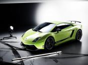 Gallardo LP 570 4 Superleggera 2011 Edition Backgrounds