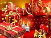 Gifts For Christmas Backgrounds