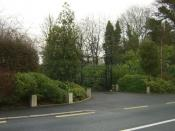 Grand Gates Castlemartin Estate Kilcullen Backgrounds