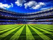 Grass Design Stadium Backgrounds