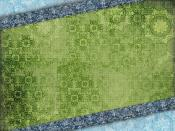Green Angles pattern Backgrounds