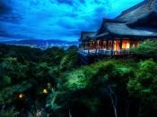 Green Kyoto Japan