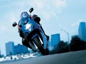 GSX 650F Suzuki Demo Ride Backgrounds