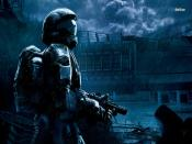 HALO 3 ODST  Backgrounds