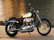 Harley Davidson Motorcycles Backgrounds