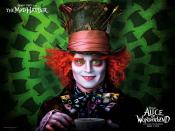 Hatter Wonderland Alice Movies Backgrounds