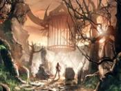 Heavenly Sword Game Backgrounds