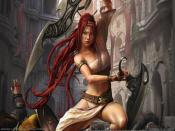 Heavenly Sword Ps3 Game Backgrounds