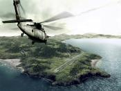 Helicopter Landing Backgrounds