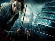 Hermione Granger HP7 1080p Background