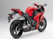 Honda CBR 1000RR 2008 Model Backgrounds
