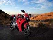 Honda CBR 1000RR Mountain Ride Backgrounds
