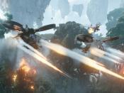 Humans Vs Navi Battle In Pandora Avatar Backgrounds