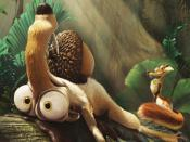 Ice Age Crash Backgrounds