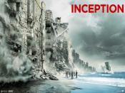 Inception Crashing Towers Backgrounds