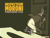 Inspecteur Moroni Premiers Pas  Backgrounds