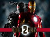 Iron Man 2 Wide Poster