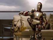 Iron Man III Backgrounds