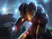 Iron Man Backgrounds