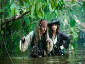 Jack Sparrow And Angelica Backgrounds