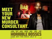 Jamie Foxx in Horrible Bosses Backgrounds