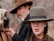 Jeff Bridges Action Play In True Grit Backgrounds