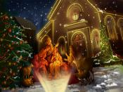 Jesus Birth Celebrations Backgrounds