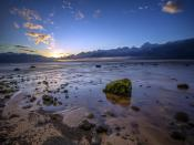 Kaanapali Shores Sunset  Backgrounds